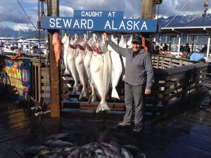 Pacific Halibut — Luis Diaz