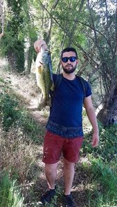 Largemouth Bass — Boris Lounnas