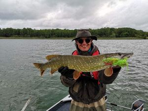 Northern Pike — Yannick JOUAN, WFFT