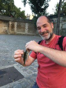 European Perch — Nicolas Le Flohic