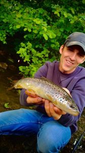 Brown Trout — Guillaume Chappe