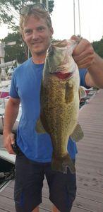 Largemouth Bass — Cyril Fabre