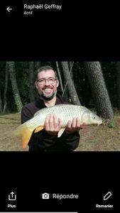 Common Carp — Frédéric Dauriat