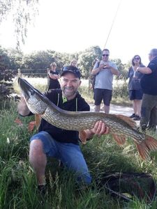 Northern Pike — Cyrille  Roux