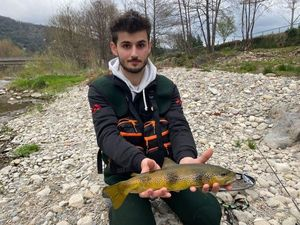 Brown Trout — 𝐌𝐚𝐱𝐢𝐦𝐞 𝐆𝐫𝐢𝐬𝐨𝐥𝐥𝐞