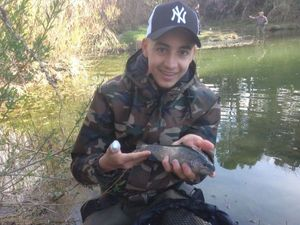 Rainbow Trout — Miguel Ribera
