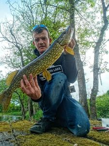 Northern Pike — Chriscarnafishing Christian Marcadet