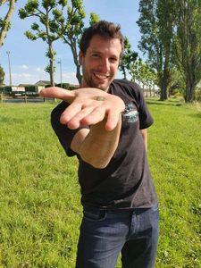 Mosquito Fish — Nicolas Xmylife Rodmaps