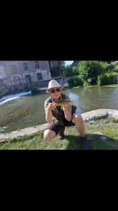 European Perch — Jeremy Leblond