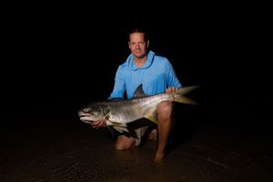 Giant African Threadfin — Guillaume  Delpuech