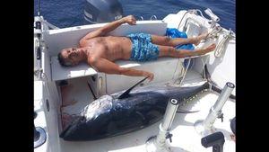 Bluefin Tuna — Jean Marie Lacombe