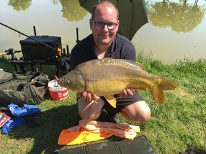 Mirror Carp — Tony Beaudoin