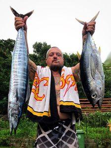 Narrowbarred Mackerel — Mike Gantelme