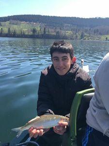 Lake Whitefish — Maxime Eustache