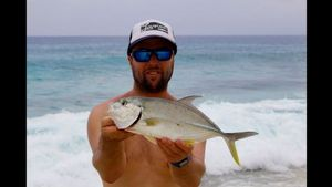 Blue Spotted Trevally — Olivier Leleu