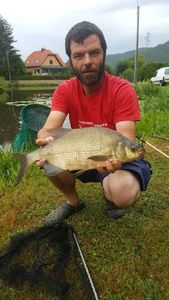 Common Bream — Mathieu Wagner