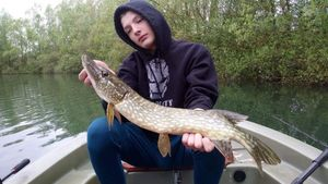 Northern Pike — Ryan Deconne