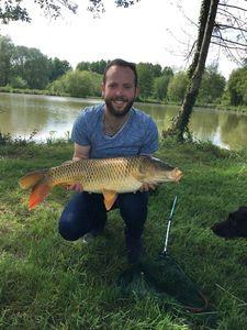 Common Carp — Thomas Saffray