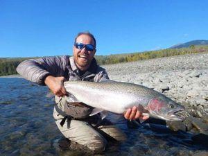 Rainbow Trout — Marc Boesch