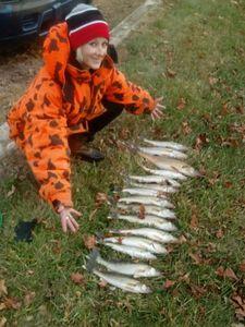 Walleye — Fishing Goddess Colley