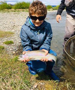 Rainbow Trout — Julien Martin