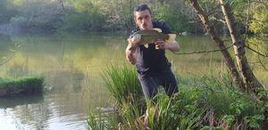 Largemouth Bass — Erwan Chaulet