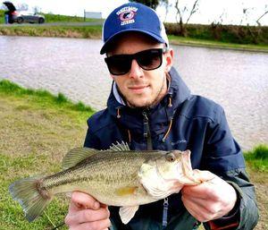 Smallmouth Bass — Nicola Fisherman