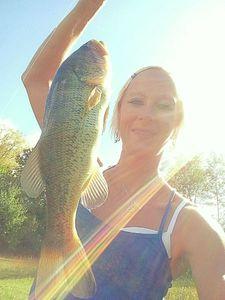 Largemouth Bass — Fishing Goddess Colley