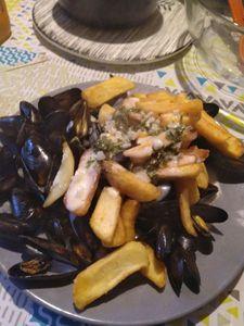 Blue Mussel — Anthony Vmlinuz
