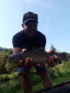 Rainbow Trout — Jany Thomas Pechocarna88