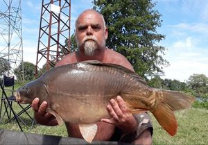 Mirror Carp — Bruno Thomas