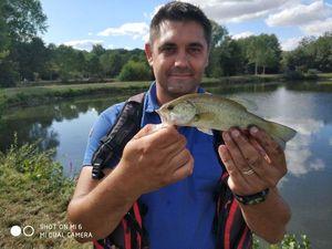 Smallmouth Bass — Kévin Martin