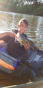 Largemouth Bass — Nathan Bres