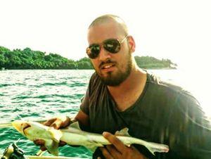 Spinner Shark — Alexandre Burlet