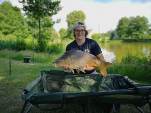 Mirror Carp — Mathias Pannetier