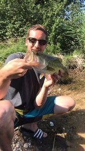 Smallmouth Bass — Valentin Salvi
