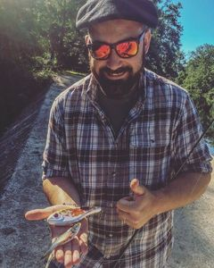 Roach — Den Skäggiga Fiskaren