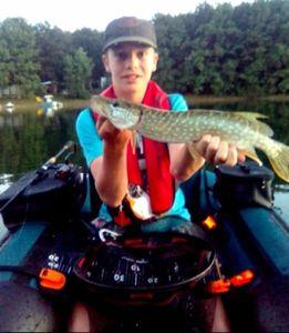 Northern Pike — FISH du 12