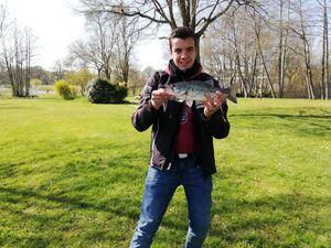 Largemouth Bass — Bastien Gendreau