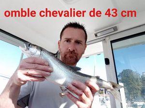 Omble Chevalier — Claude GALLAY