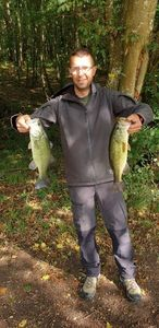 Largemouth Bass — Eric GODINEAU