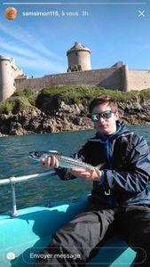 Mackerel — Simon Dolbois