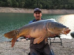 Mirror Carp — Romain Duflos