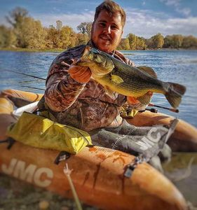 Largemouth Bass — Andy Salmeron