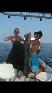Pacific Sailfish — Guillaume Despessailles