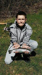 Rainbow Trout — Florian Peltier