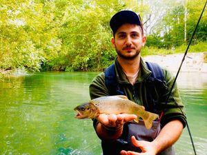 Brown Trout — Florian  Pennone