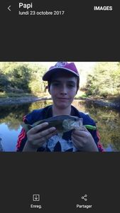 Largemouth Bass — Joan David