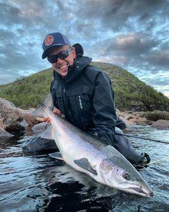 Chinook Salmon — Maxime Jean