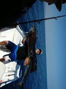 Espadon Voilier Atlantique (Sailfish) — Marty Marty